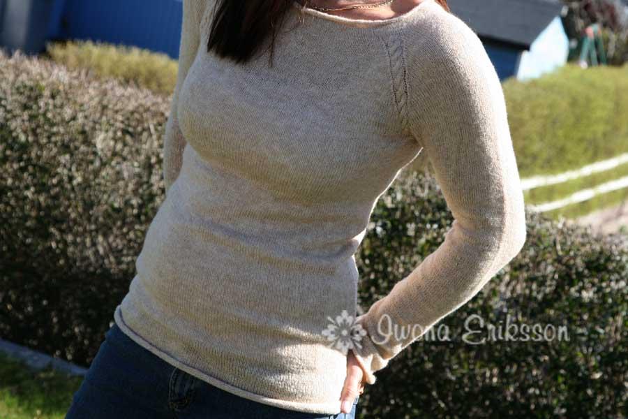 Classicoto sweter